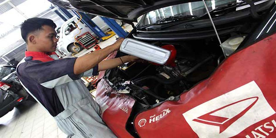 Biaya Service Toyota Agya Dan Daihatsu Ayla Galaci
