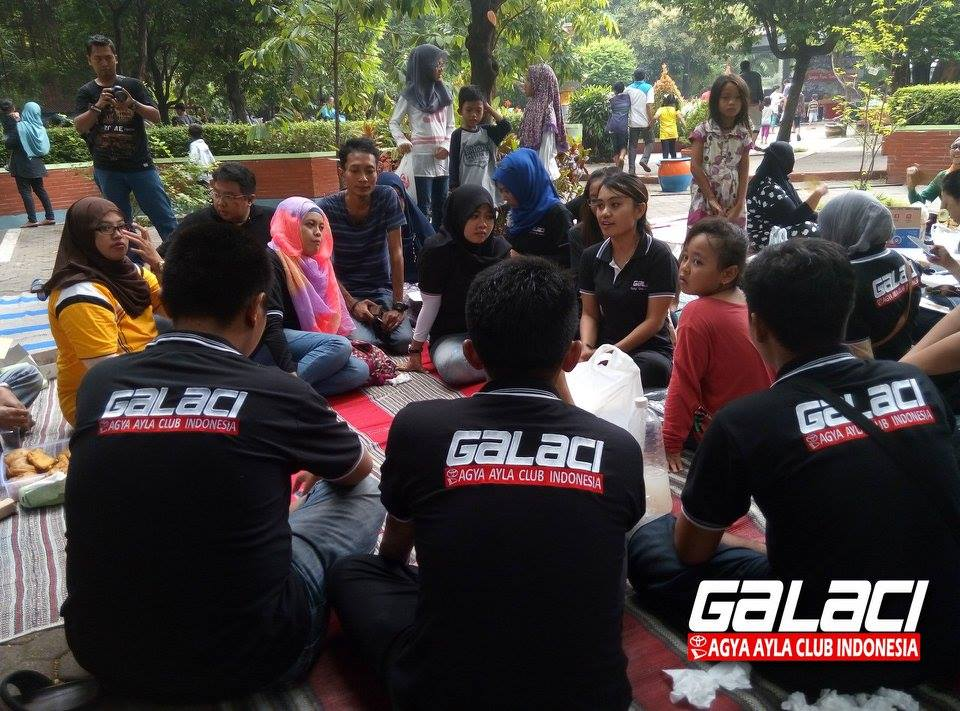 Perencanaan peresmian deklarasi Chapter Sidoarjo dan Surabaya oleh Founder Galaci