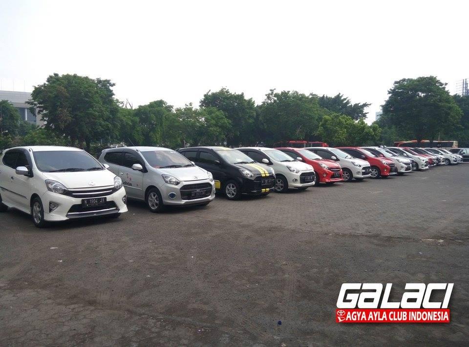 Parkir di Pelataran Delta Plaza Surabaya