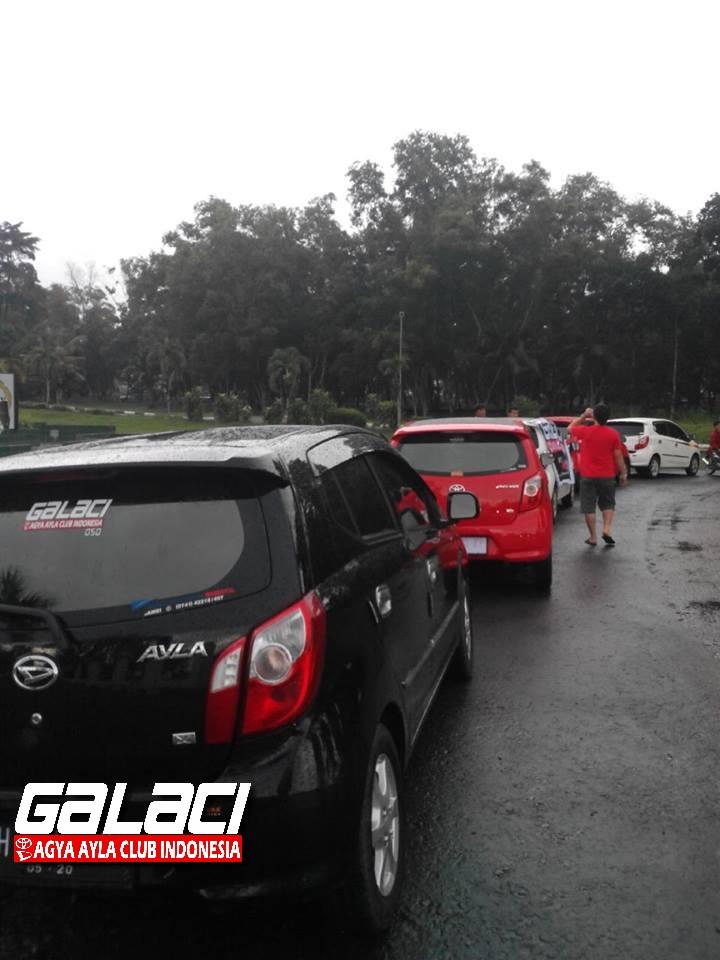Galaci Jambi Chapter