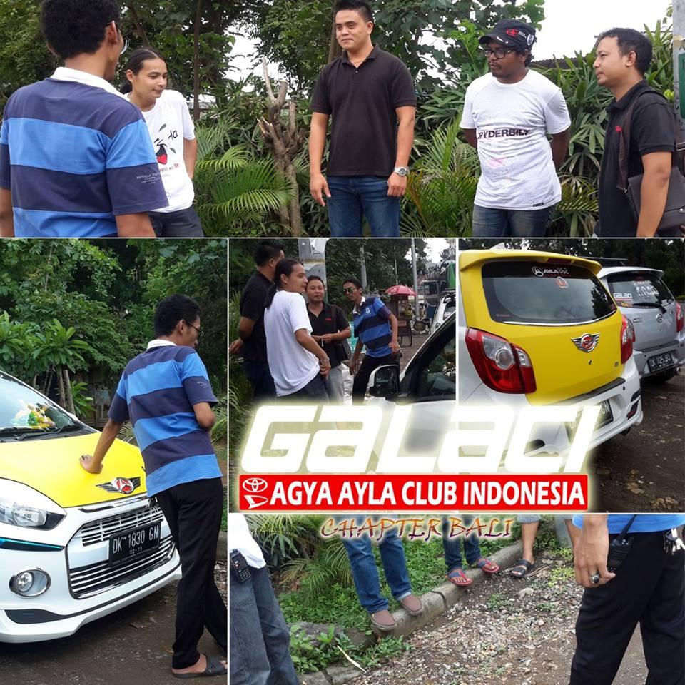 Tim Galaci chapter Bali