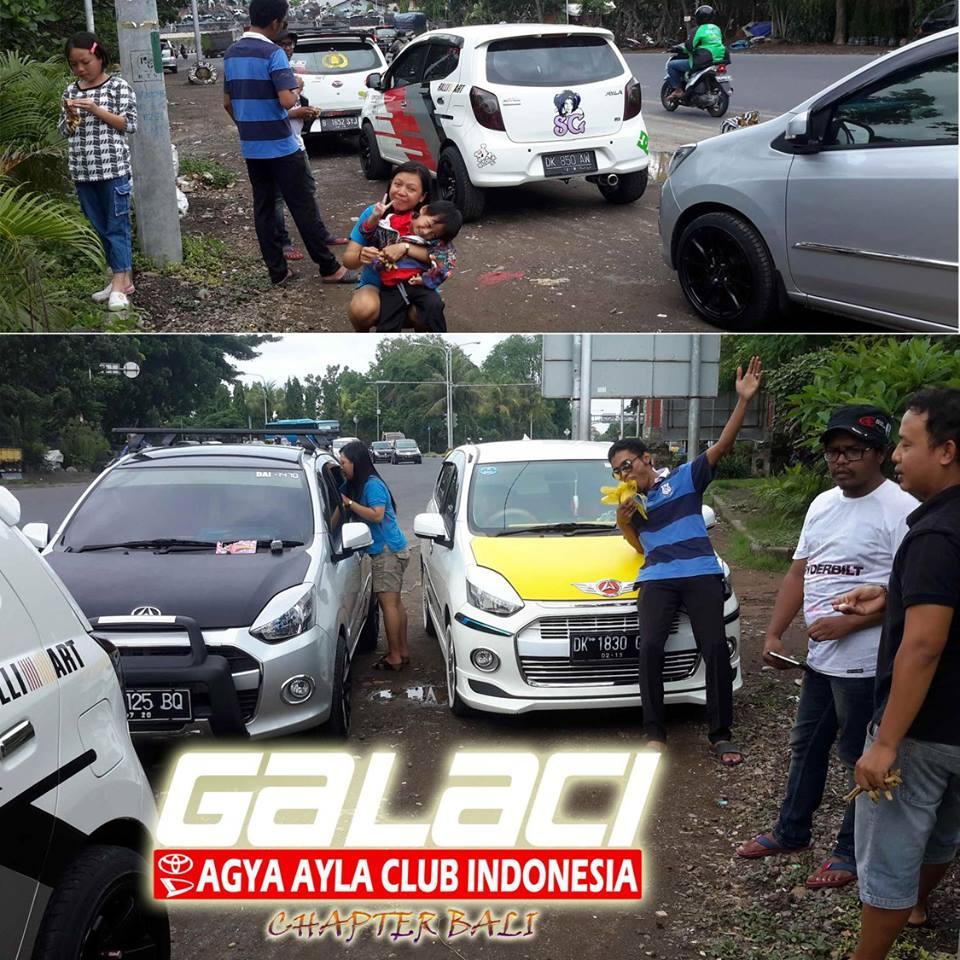 Salam dari kami Galaci chapter Bali