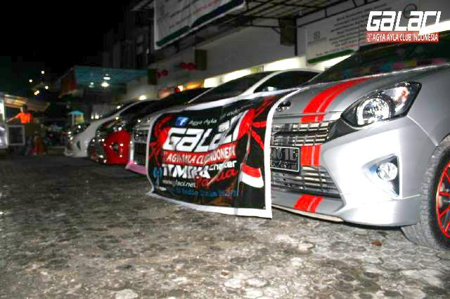 Parkir Galaci chapter Timika