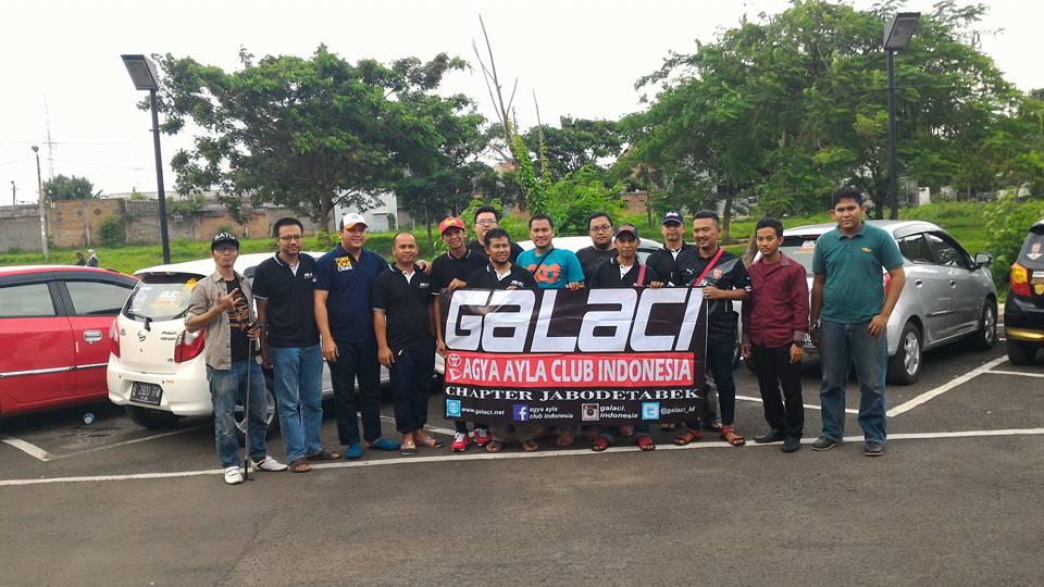 Solid terus ya Galaci chapter Jabodetabek